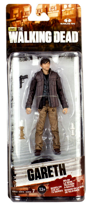 The Walking Dead Tv Series 7 Seven Action Figure Gareth Terminus
