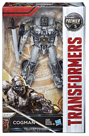 Transformers The Last Knight Deluxe Cogman