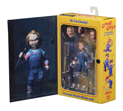 Chucky Neca Ultimate Chucky Action Figure - Action Figure Warehouse Australia | Comic Collectables