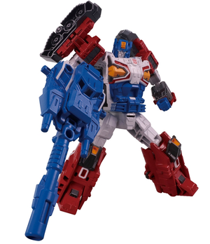 Transformers Takara Tomy Legends LG-EX Big Powered Mall Exclusive