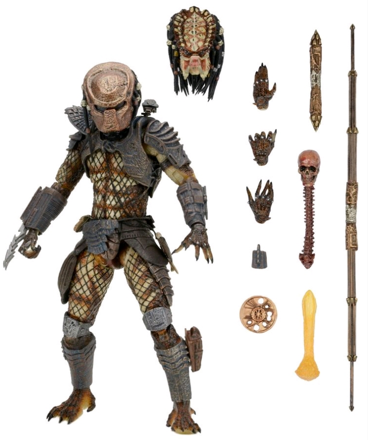 Predator Neca Predator Ultimate City Hunter Action Figure Pre-Order