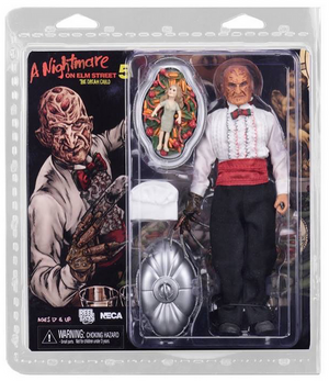 A Nightmare On Elm Street Neca Chef Freddy Action Figure Pre-order - Action Figure Warehouse Australia | Comic Collectables