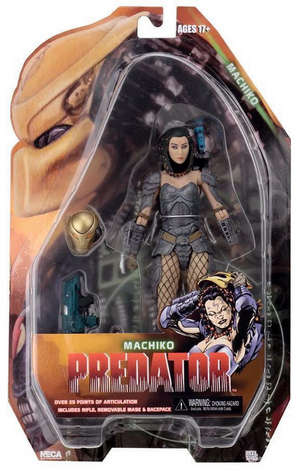 Predator Neca Series 18 Machiko Action Figure Pre-Order