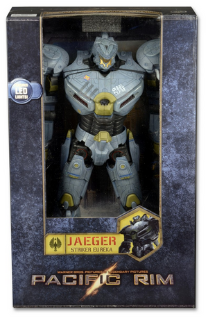 Pacific Rim Neca Jaeger Stricker Eureka 1:4 Scale Action Figure