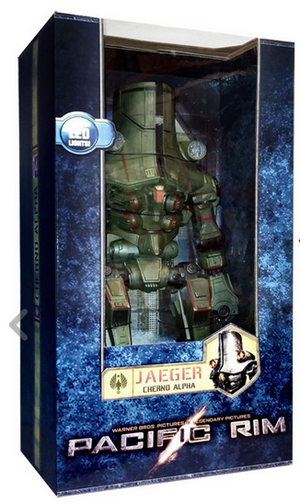 Pacific Rim Neca Cherno Alpha 1:4 Scale Action Figure