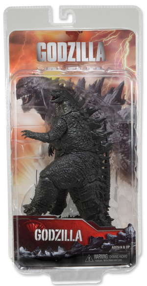 Godzilla Neca 2014 Godzilla Movie Action Figure