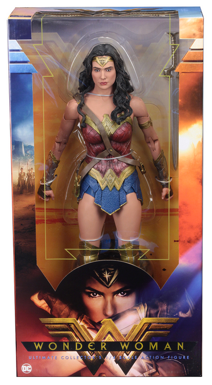 DC Neca Wonder Woman 1:4 Scale Action Figure - Action Figure Warehouse Australia | Comic Collectables
