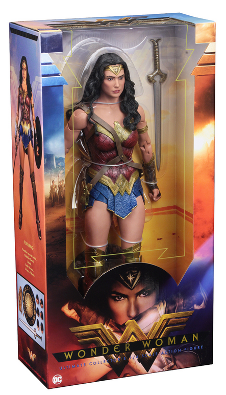 DC Neca Wonder Woman 1 4 Scale Action Figure