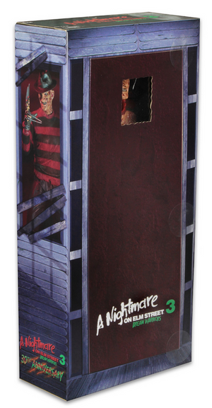 A Nightmare On Elm Street Neca Dream Warriors Freddy 1:4 Scale Action Figure - Action Figure Warehouse Australia | Comic Collectables