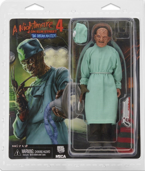 A Nightmare On Elm Street Neca Surgeon Freddy Action Figure - Action Figure Warehouse Australia | Comic Collectables