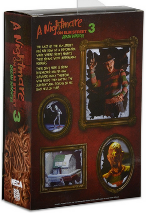 A Nightmare On Elm Street Neca Dream Warriors Ultimate Freddy Krueger Action Figure Pre-Order - Action Figure Warehouse Australia | Comic Collectables