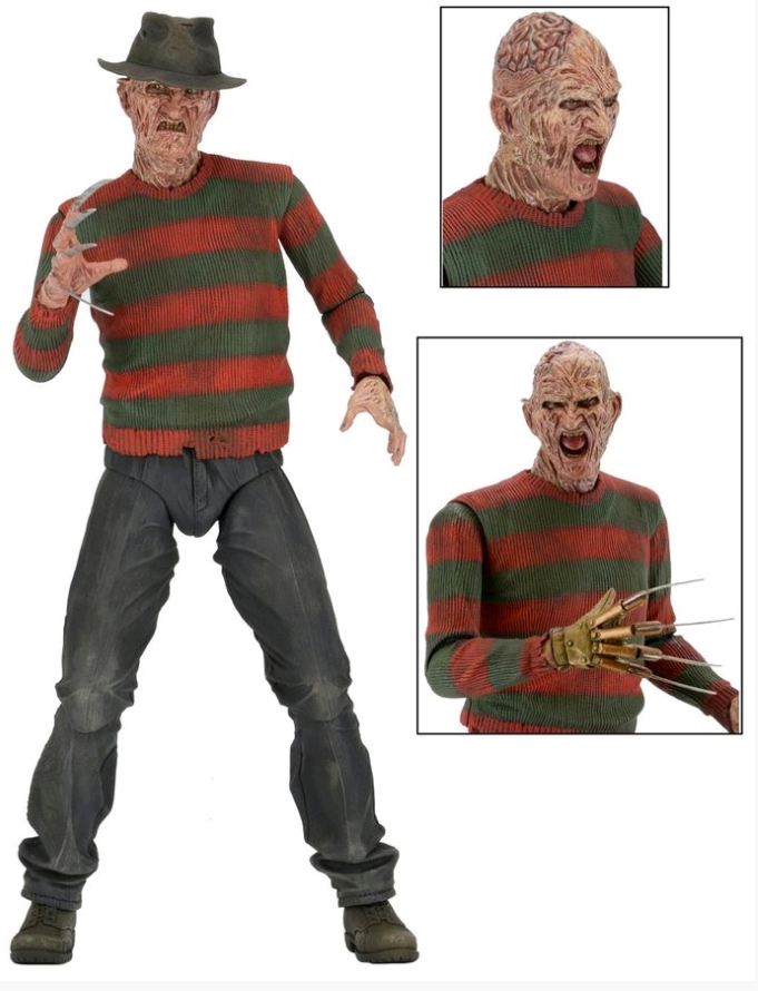 A Nightmare On Elm Street Neca Freddys Revenge Freddy Krueger 1:4 Scale Action Figure - Action Figure Warehouse Australia | Comic Collectables