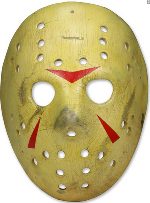 Friday The 13th Neca Part 3 Jason Vorhees Mask Prop Replica
