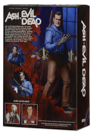 Ash vs Evil Dead Neca Ash Action Figure - Action Figure Warehouse Australia | Comic Collectables