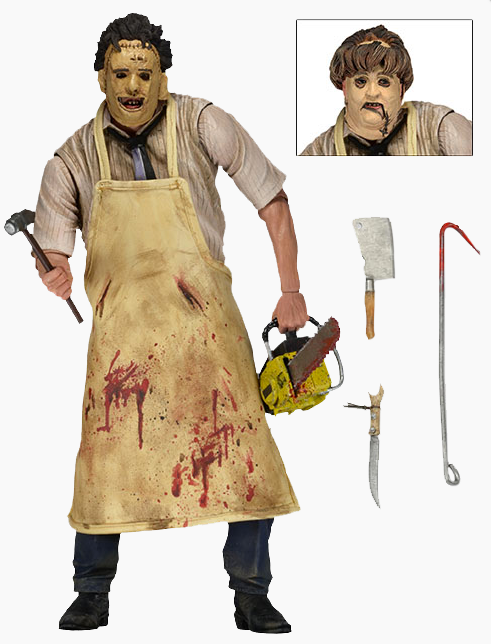 Texas Chainsaw Massacre Neca Ultimate Leatherface Action Figure