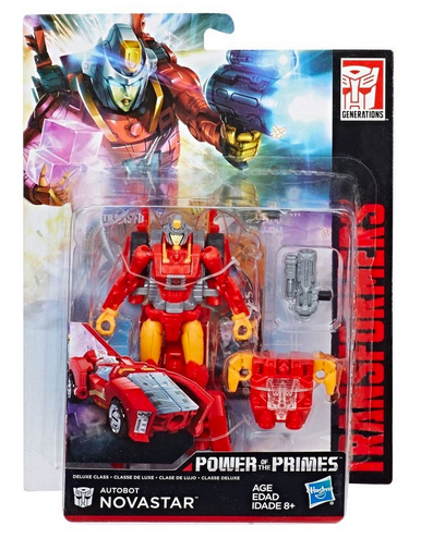 Transformers Power Of The Primes Deluxe Novastar Pre-Order