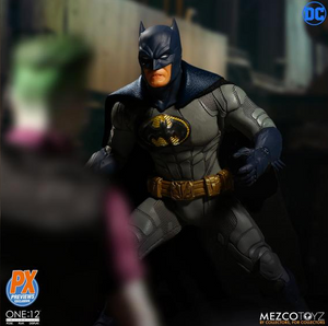 DC Mezco PX Previews Exclusive Batman Sovereign Knight Blue Version One:12 Scale Action Figure Pre-Order - Action Figure Warehouse Australia | Comic Collectables