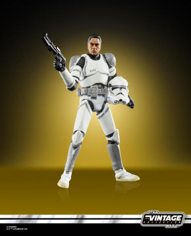 Star Wars The Vintage Collection Exclusive Revenge of the Sith Elite Clone Trooper Action Figure Pre-Order