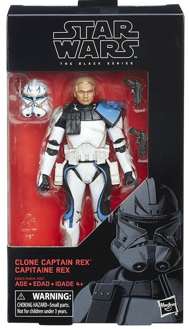Star Wars Black Series Captain Rex #59 Action Figure