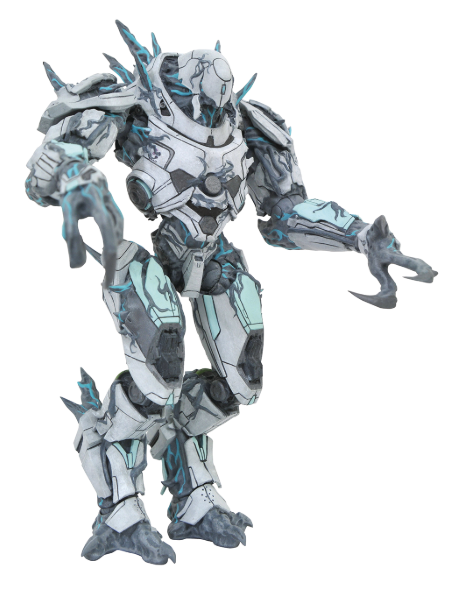 Pacific Rim Uprising Diamond Select Kaiju Infected Jaeger Drone Action Figure