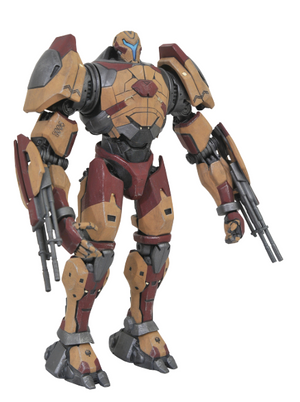 Pacific Rim Uprising Diamond Select Valor Omega Action Figure