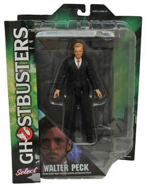 Ghostbusters Diamond Select Walter Peck Series 4 Action Figure