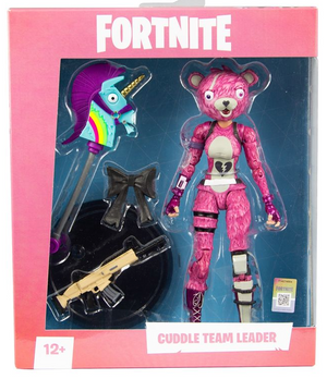 Fortnite Cuddle Team Leader 7 Inch Action Figure