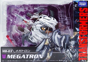 Transformers Takara Tomy MB-03 Megatron Movie Best Action Figure