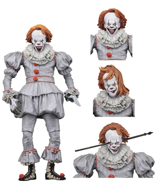 IT Neca Ultimate Pennywise Well House 2017 Action Figure Pre-Order