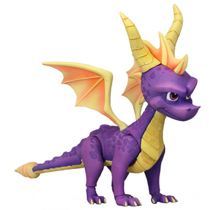 Spyro Neca Spyro the Dragon 7 Inch Action Figure