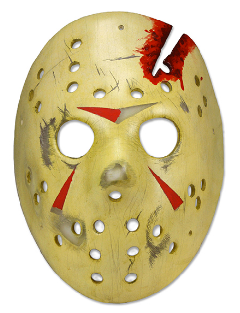 Friday The 13th Neca Part 4 Jason Vorhees Mask Prop Replica