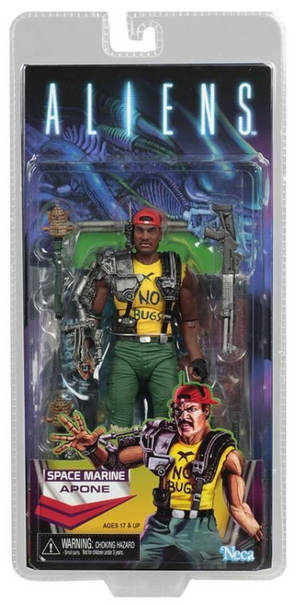 Aliens Neca Series 13 Space Marine Sgt Apone Action Figure Pre-Order