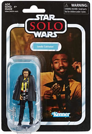 Star Wars The Vintage Collection Lando Calrissian Action Figure