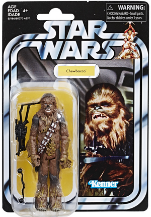 Star Wars The Vintage Collection Chewbacca Action Figure