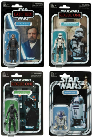 Star Wars The Vintage Collection Wave 7 Action Figure Set Of 4 Coming Soon
