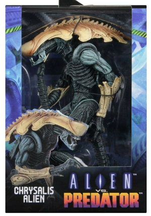 Alien Neca Arcade Game Chrysails Alien Action Figure