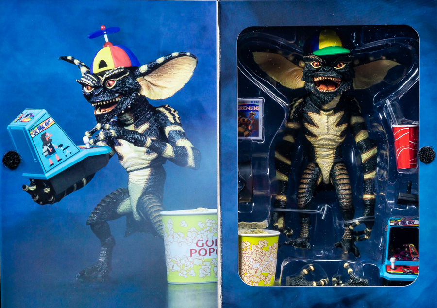 Gremlins Neca Ultimate Gamer Gremlin Action Figure