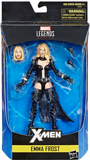 Marvel Legends X-Men Exclusive Emma Frost Action Figure