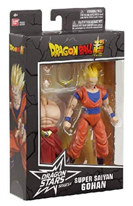 DragonBall Super Bandai Dragon Stars Series Wave 7 Set of 3 Action Figures