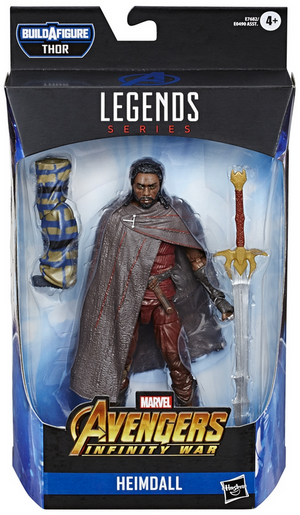 Marvel Legends Avengers End Game Series Heimdall Action Figure Pre-Order