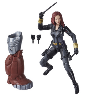 Marvel Legends Black Widow Series Black Widow Action Figure