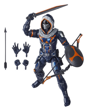 Marvel Legends Black Widow Series Taskmaster Action Figure
