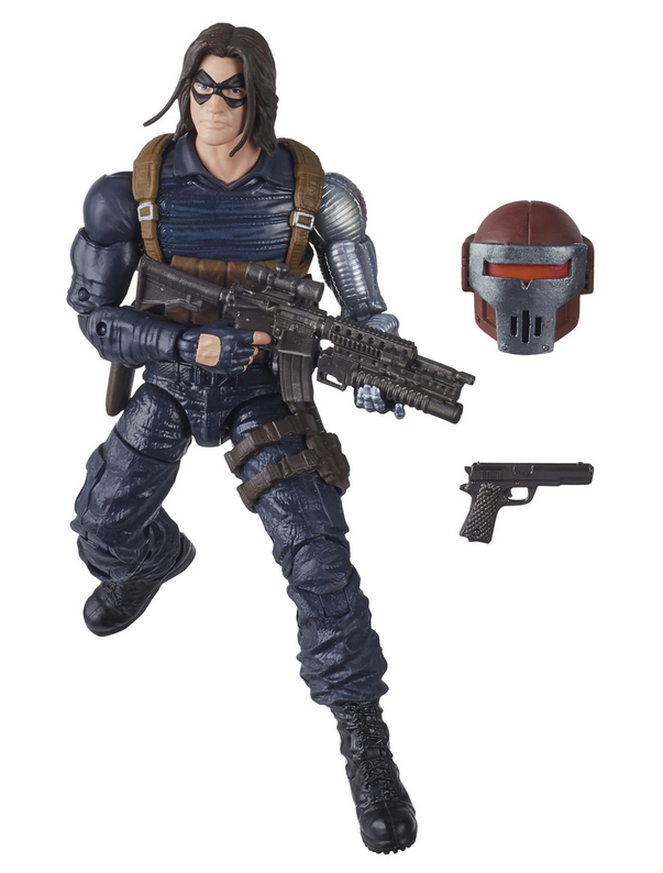 Marvel Legends Black Widow Series Winter Soldier Action Figure Pre-Order