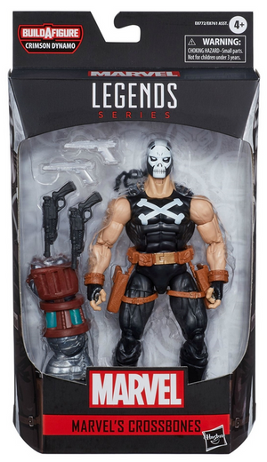 Marvel Legends Black Widow Series Marvels Crossbones Action Figure Pre-Order
