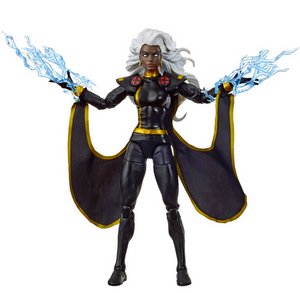 Marvel Legends Vintage Collection Uncanny X-Men Exclusive Storm Black Outfit Action Figure