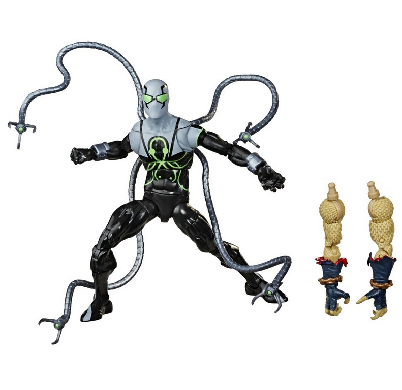 Marvel Legends Spider-Man Series Spider-Man Superior Octopus Action Figure