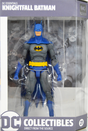 DC Essentials Knightfall Batman Action Figure