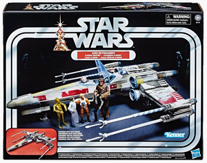 Star Wars The Vintage Collection Luke Skywalker X-Wing Vehicle