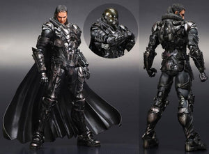 DC Square Enix Play Arts Kai Superman Man of Steel General Zod Action Figure