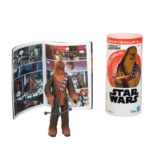 Star Wars Galaxy Of Adventure Series Chewbacca 3.75 Inch Action Figure